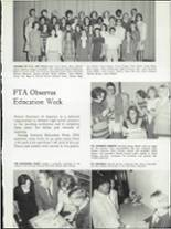 1968 Wewoka High School Yearbook Page 32 & 33