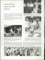 1968 Wewoka High School Yearbook Page 34 & 35