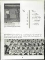 1968 Wewoka High School Yearbook Page 40 & 41