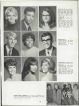 1968 Wewoka High School Yearbook Page 56 & 57