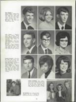 1968 Wewoka High School Yearbook Page 58 & 59