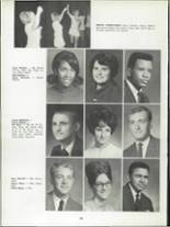 1968 Wewoka High School Yearbook Page 62 & 63
