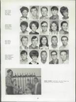 1968 Wewoka High School Yearbook Page 68 & 69