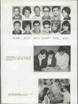 1968 Wewoka High School Yearbook Page 70 & 71