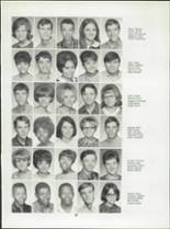 1968 Wewoka High School Yearbook Page 72 & 73