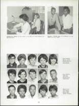 1968 Wewoka High School Yearbook Page 76 & 77