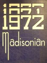 1972 Yearbook Ft. Madison High School