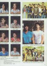 1983 Clyde High School Yearbook Page 12 & 13