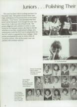 1983 Clyde High School Yearbook Page 20 & 21