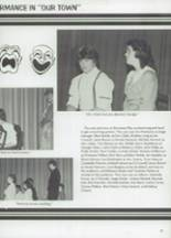 1983 Clyde High School Yearbook Page 24 & 25