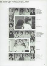 1983 Clyde High School Yearbook Page 26 & 27