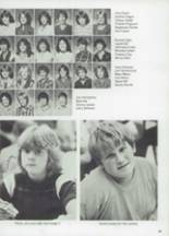 1983 Clyde High School Yearbook Page 32 & 33