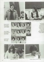 1983 Clyde High School Yearbook Page 36 & 37