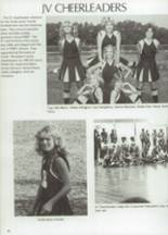1983 Clyde High School Yearbook Page 44 & 45