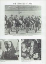 1983 Clyde High School Yearbook Page 46 & 47