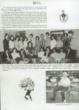 1983 Clyde High School Yearbook Page 52 & 53