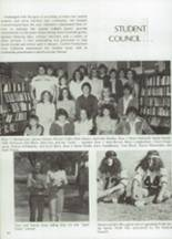 1983 Clyde High School Yearbook Page 56 & 57