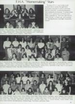 1983 Clyde High School Yearbook Page 58 & 59