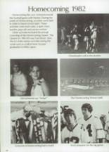 1983 Clyde High School Yearbook Page 68 & 69