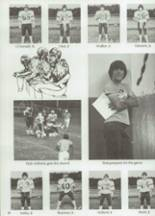 1983 Clyde High School Yearbook Page 72 & 73