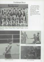 1983 Clyde High School Yearbook Page 78 & 79