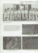 1983 Clyde High School Yearbook Page 80 & 81
