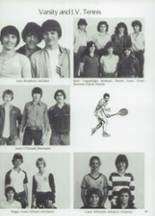 1983 Clyde High School Yearbook Page 84 & 85