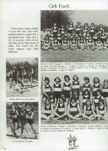 1983 Clyde High School Yearbook Page 88 & 89