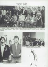 1983 Clyde High School Yearbook Page 90 & 91