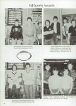 1983 Clyde High School Yearbook Page 92 & 93