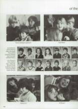 1983 Clyde High School Yearbook Page 104 & 105