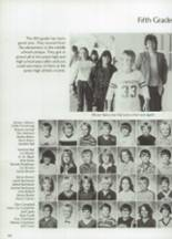 1983 Clyde High School Yearbook Page 106 & 107