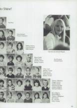 1983 Clyde High School Yearbook Page 108 & 109