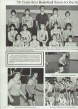 1983 Clyde High School Yearbook Page 114 & 115