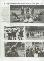 1983 Clyde High School Yearbook Page 118 & 119