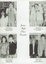 1983 Clyde High School Yearbook Page 122 & 123