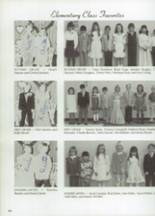 1983 Clyde High School Yearbook Page 124 & 125