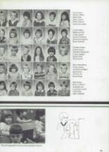 1983 Clyde High School Yearbook Page 126 & 127
