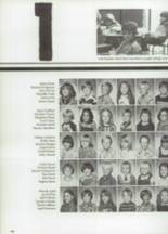 1983 Clyde High School Yearbook Page 130 & 131