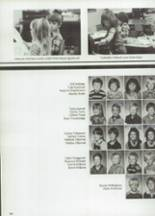 1983 Clyde High School Yearbook Page 132 & 133