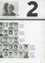 1983 Clyde High School Yearbook Page 134 & 135