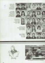 1983 Clyde High School Yearbook Page 136 & 137