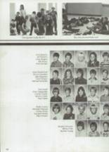 1983 Clyde High School Yearbook Page 140 & 141