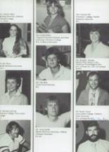 1983 Clyde High School Yearbook Page 148 & 149