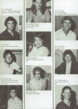 1983 Clyde High School Yearbook Page 152 & 153