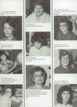 1983 Clyde High School Yearbook Page 154 & 155