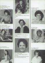 1983 Clyde High School Yearbook Page 156 & 157