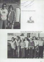 1983 Clyde High School Yearbook Page 158 & 159