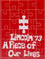 1973 Yearbook Lincoln Community High School