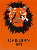 1974 Yearbook Oviedo High School